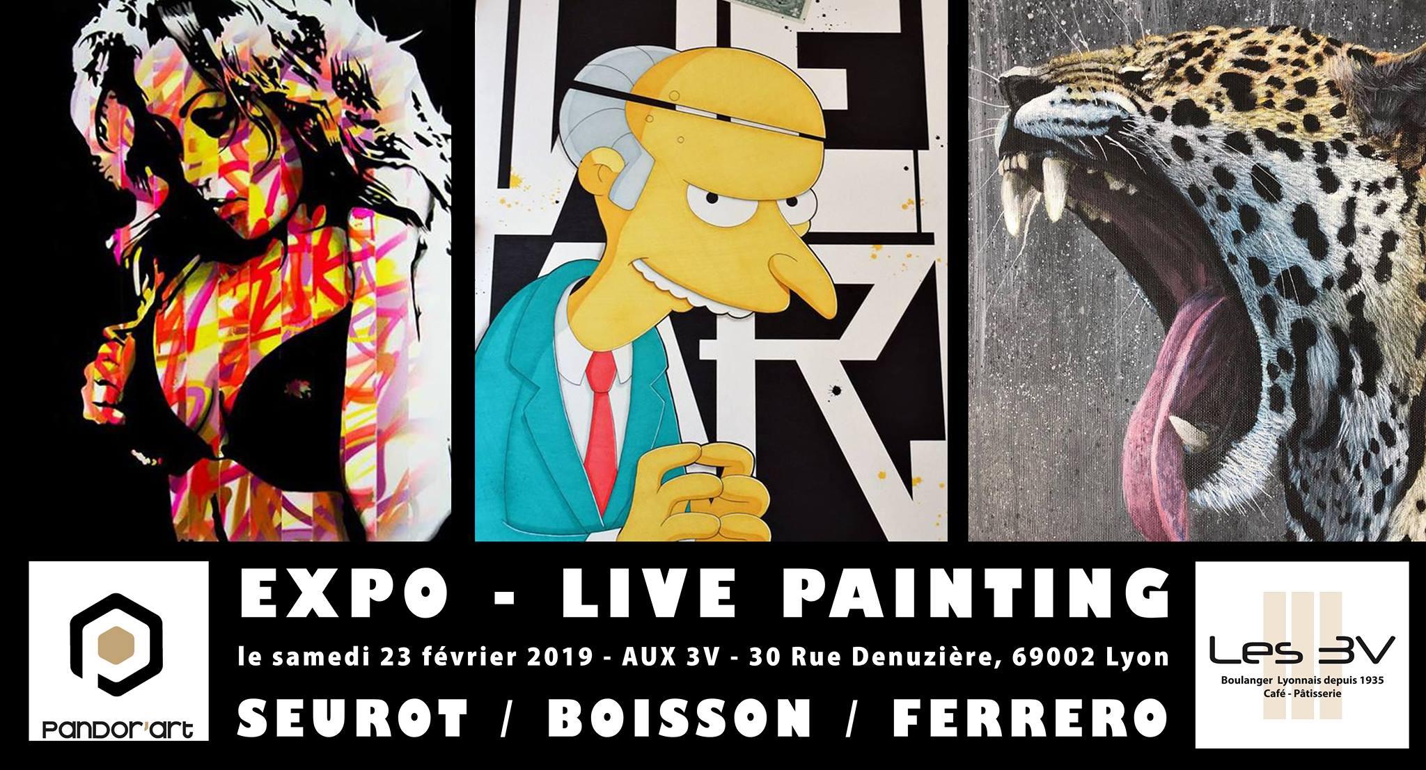 live painting 3v boulangerie oktocom