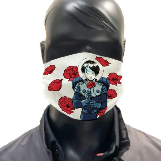 masque AFNOR lavable William AKA simu cosmo girl 04