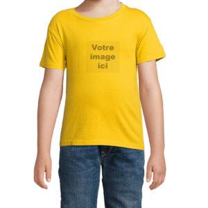 modele tshirt personnalisable enfant