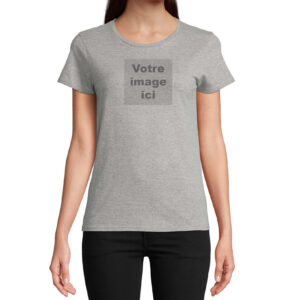 modele tshirt personnalisable femme