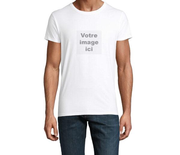 modele tshirt personnalisable homme